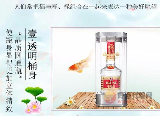 福禄寿喜酒多少钱?五粮液福禄寿喜酒价格表