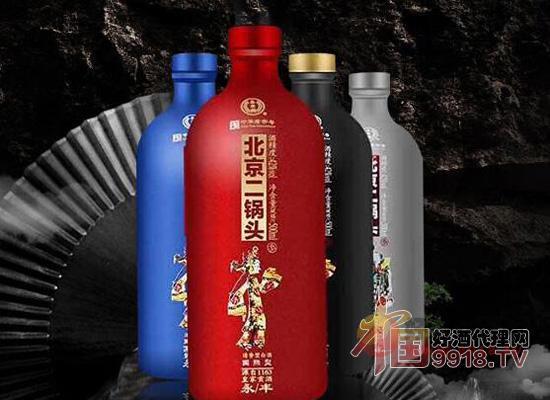 北京二锅头酒业股份国际型二锅头酒