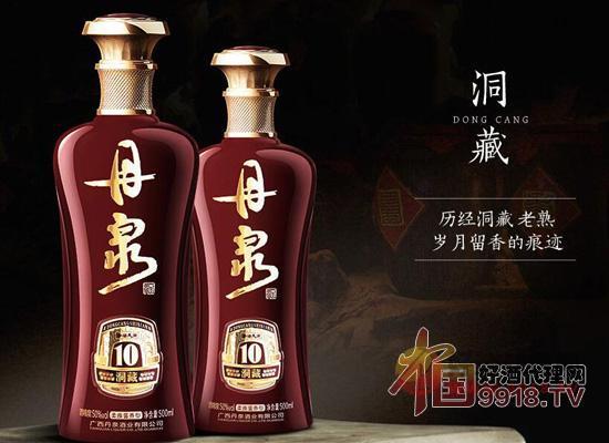 廣西丹泉酒-洞藏10