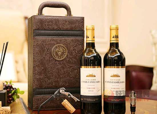 布多格红酒怎么样?布多格骑士干红葡萄酒价格