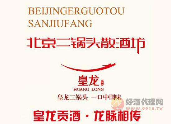 恭喜北京皇龙酒业有限公司入驻好酒代理网,黄龙散酒全面招商!