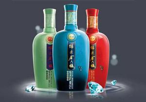 绵柔金六福酒