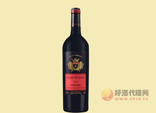 法國原裝進口紅酒,拉圖爾亭莊園珍藏干紅葡萄酒價格