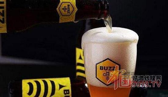 桂花蜂蜜精酿啤酒
