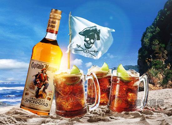 朗姆酒价格贵吗?摩根船长朗姆酒价格怎么样?