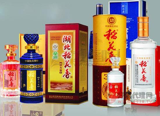 稻花香酒多少錢一瓶?42度稻花香白酒價格和圖片