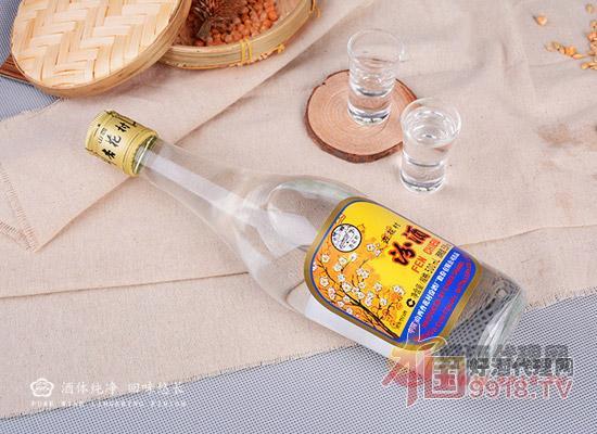 汾酒清香型白酒