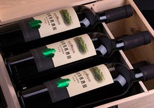 威龙有机葡萄酒