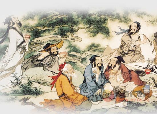酒中看文化——中西方酒文化比较