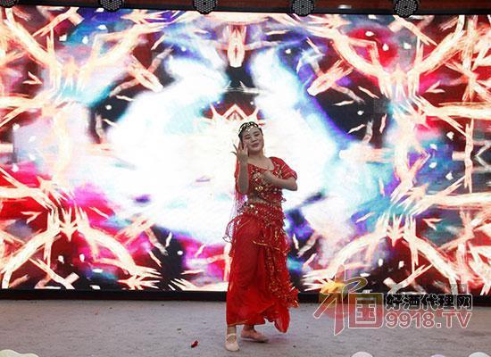 舞蹈节目——印度风情