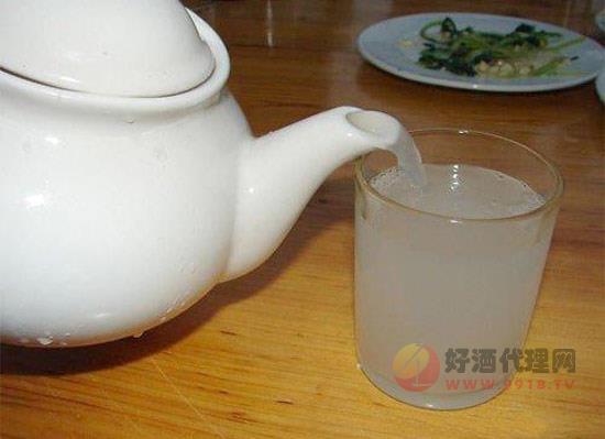 水酒是什么酒?水酒的做法步骤
