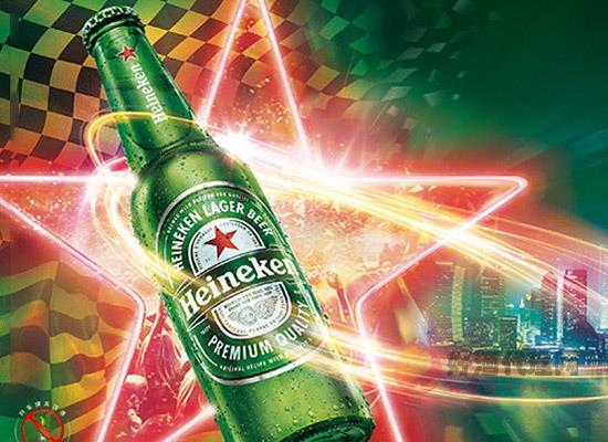 敞开新世界,当然是喜力 喜力啤酒经典广告语汇总
