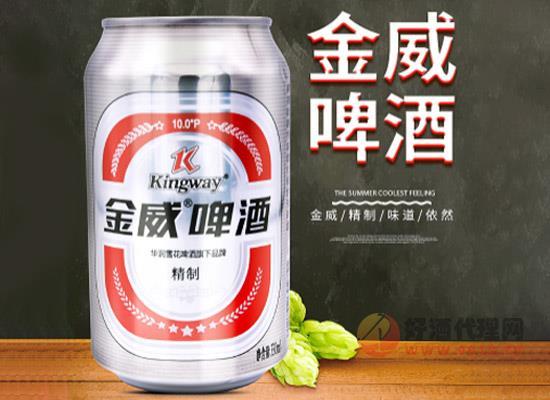 金威啤酒价格贵吗?金威330ml罐装多少钱一箱?