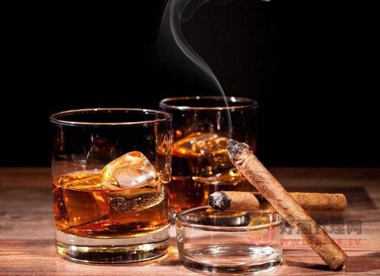 威士忌洋酒一般多少度?为什么洋酒比白酒更容易醉?