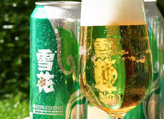 雪花啤酒多少錢?雪花清爽500ml啤酒價格及圖片