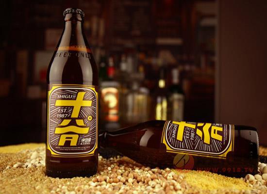 堿性啤酒價格貴嗎?十谷谷釀啤酒多少錢一瓶?