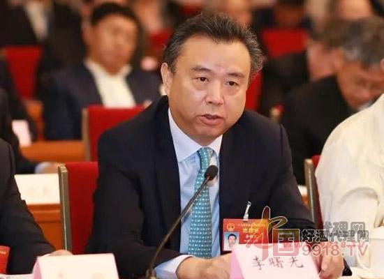 五粮液董事长李曙光
