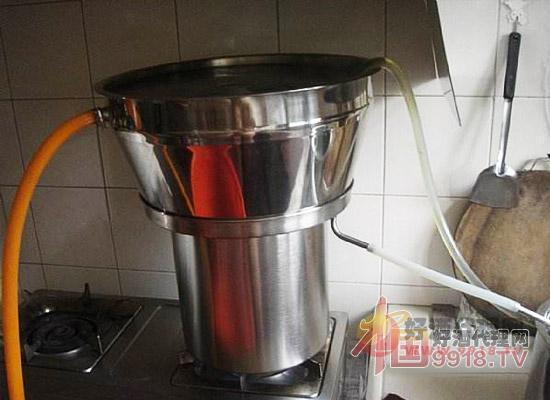 现代白酒蒸馏器