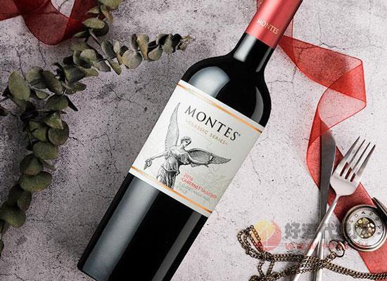 智利紅酒2016多少錢?智利蒙特斯經典赤霞珠干紅價格