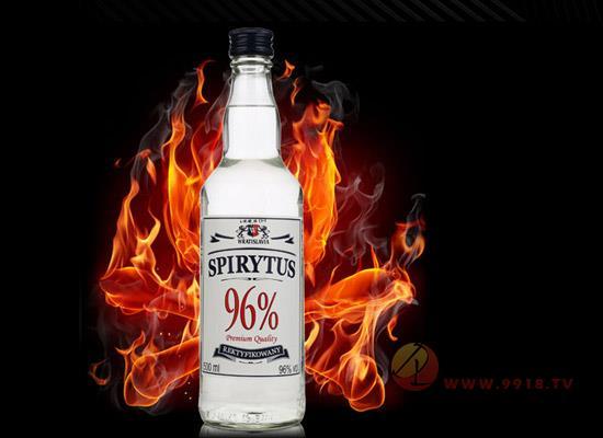 96度生命之水怎么喝?96度生命之水伏特加五種瘋狂喝法