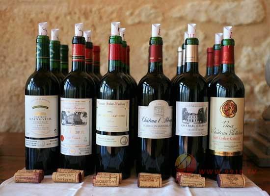 波爾多葡萄酒收藏不知道該如何選擇?這五個年份你了解一下