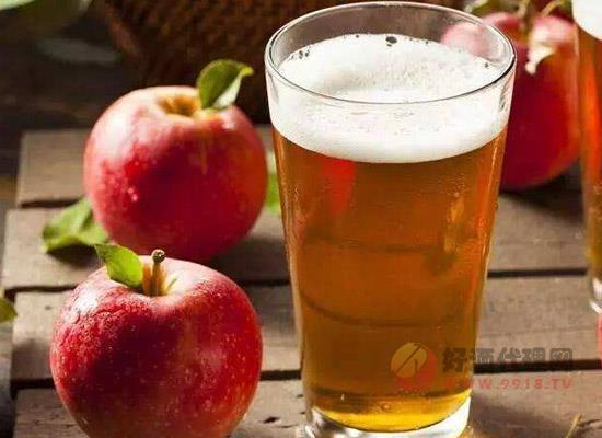 苹果酒怎么做?简答五步让你gei到不一样的美味