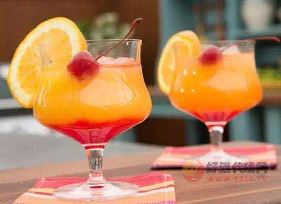 龍舌蘭日出雞尾酒有什么含義?它的制作方法是什么?