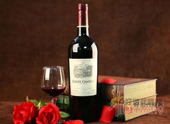 拉菲葡萄酒
