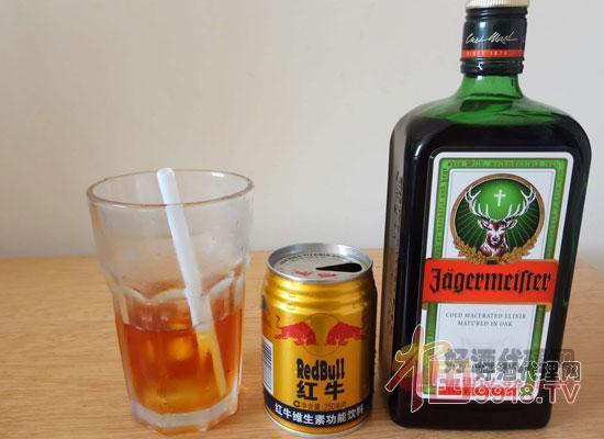 野格利口酒喝法