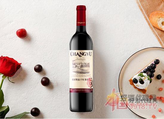 張裕干紅葡萄酒