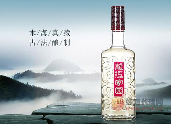 """光瓶酒龍江家園脫穎而出,酒業""""黑馬""""實至名歸!"""