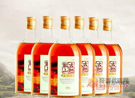 古越龍山黃酒