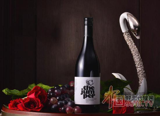 柯諾蘇逸品黑皮諾干紅葡萄酒