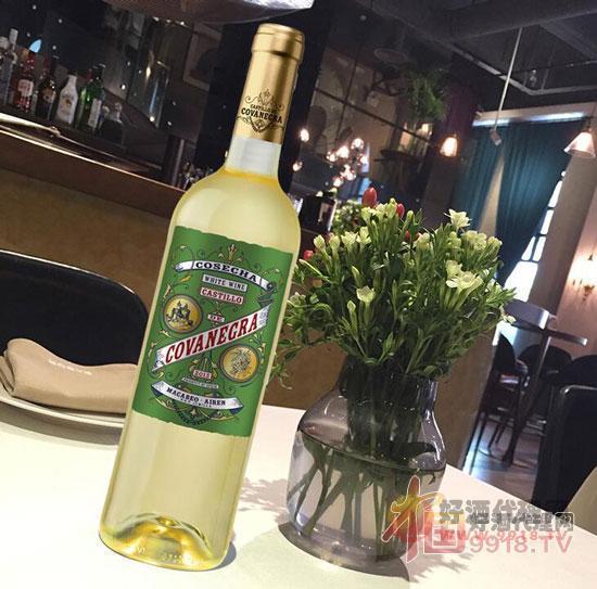 愛之灣西莫半干白葡萄酒