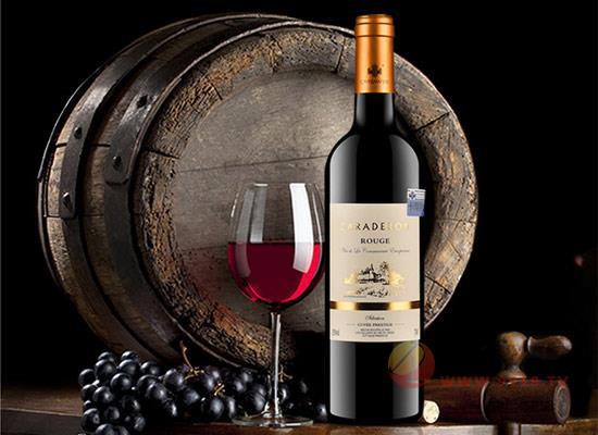 法國卡斯特紅酒價格貴嗎,卡斯特卡拉德隆葡萄酒多少錢?