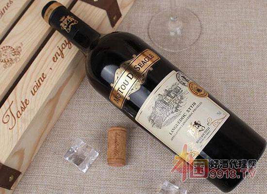 法国进口贴牌红酒