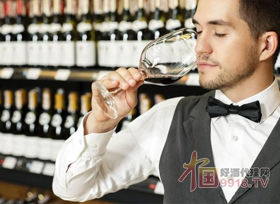 葡萄酒菜鸟如何学会品酒