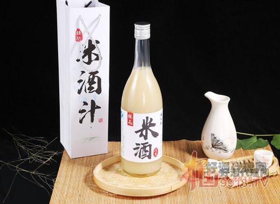 桂花甜米酒
