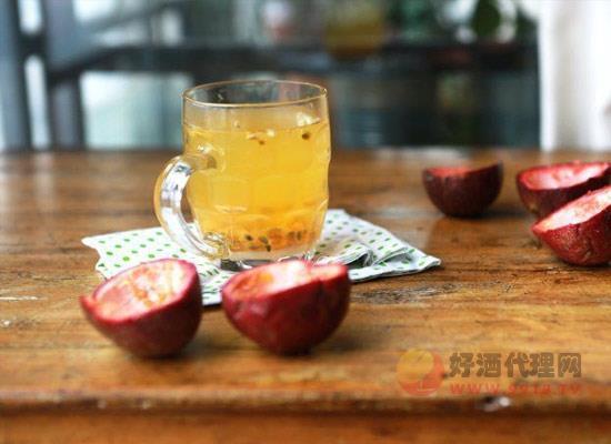 百香果酒怎么做,百香果酒的酿制方法及功效?