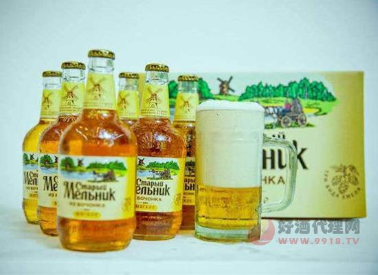 俄羅斯米勒啤酒貴嗎?俄羅斯老米勒啤酒多少錢一瓶