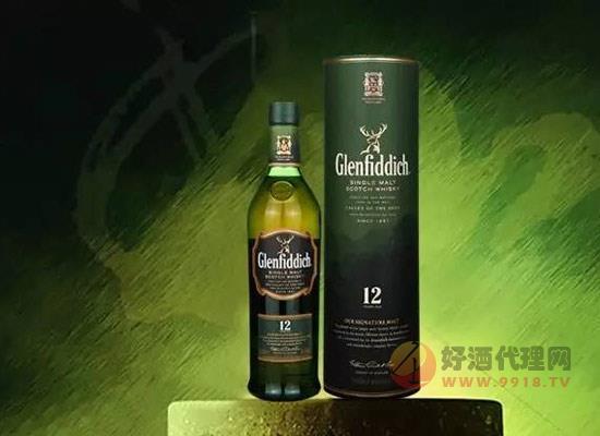 格兰菲迪威士忌价格怎么样,格兰菲迪12年多少钱?