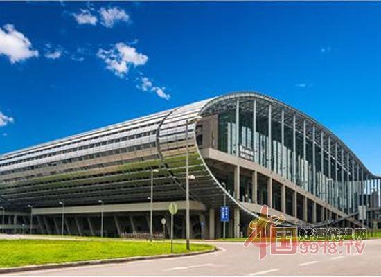广州国际会议展览中心(琶洲馆)