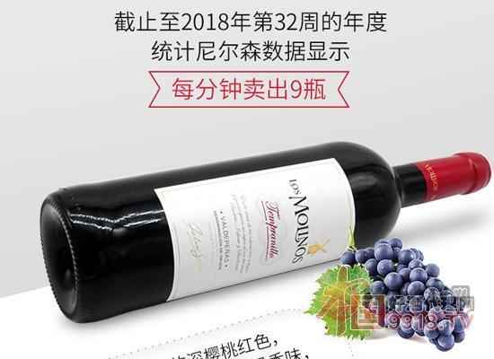 魔力风车干红葡萄酒