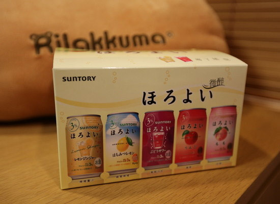 三得利桃子味果酒怎么样,真如传说的那么好喝吗?