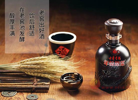 古井贡酒5年原浆50度味道怎么样?有哪些优势?