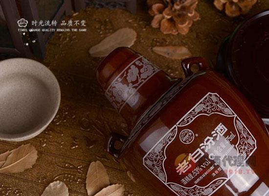 汾酒哪个系列好喝?53度老白汾酒香细腻营养高