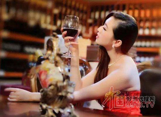 女生喝红酒的六个理由
