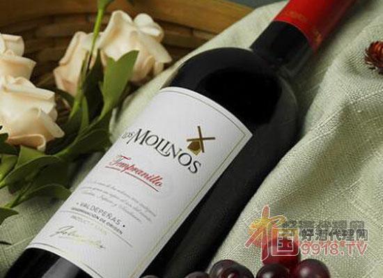 西班牙魔力风车葡萄酒