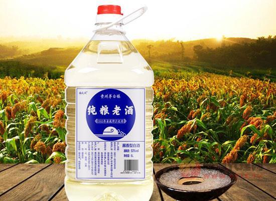 散装白酒多少钱一斤?贵州酱香坤沙散酒价格