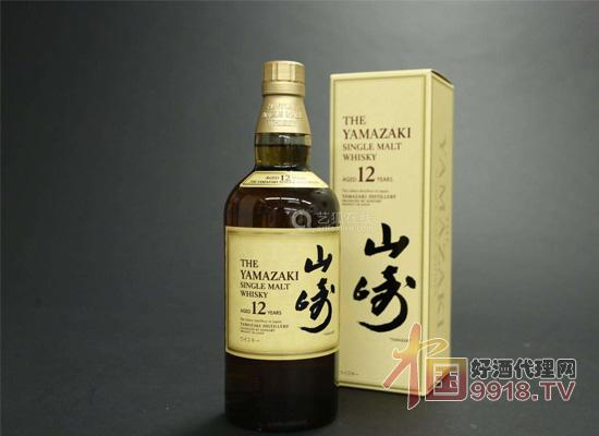 山崎威士忌12年
